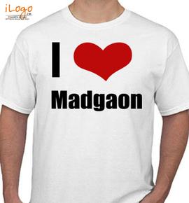 Madgaon - T-Shirt