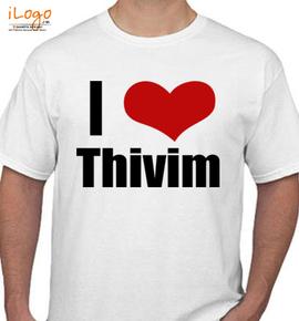 Thivim - T-Shirt