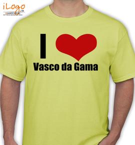 Vasco-da-Gama - T-Shirt