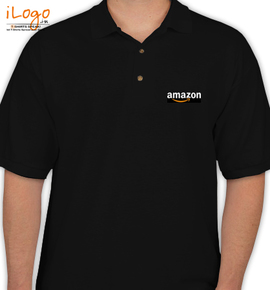 amazon logo personalized polo shirt at best price