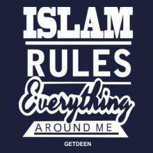 Islam islam-rules T-Shirt