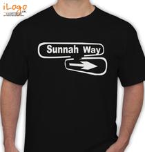 Islam sunnahway- T-Shirt