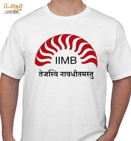IIM BANGAIORE - T-Shirt