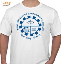 IIM Kokhikode IIM-KOZHIKODE T-Shirt
