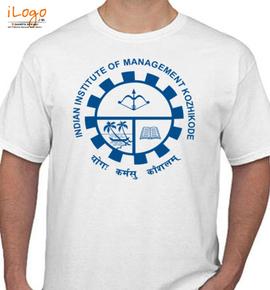 IIM-KOZHIKODE - T-Shirt