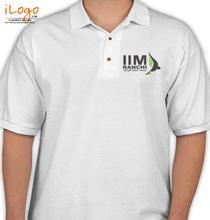 IIM Ranchi IIM-RANCHI-POLO T-Shirt