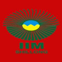 IIM Shillong IIM-SHILLONG-HOODY T-Shirt