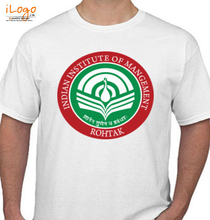 IIM Rohtak IIM-ROHTAK T-Shirt