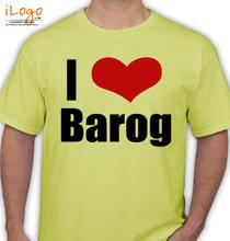 Himachal Pradesh barog T-Shirt