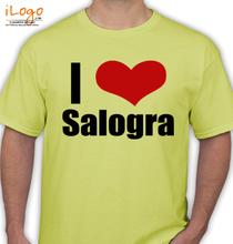 Himachal Pradesh salogra T-Shirt