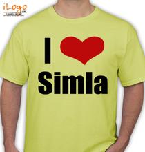 Himachal Pradesh simla T-Shirt