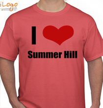 Himachal Pradesh summer-hill T-Shirt