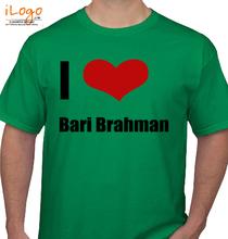 Jammu Kashmir bari-brahman T-Shirt