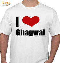 Jammu Kashmir ghagwal T-Shirt