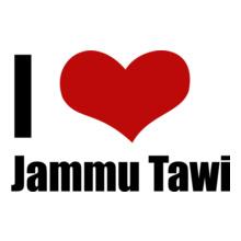 Jammu Kashmir jammu-tawi T-Shirt