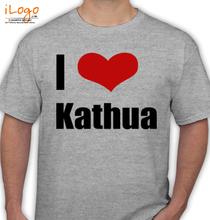Jammu Kashmir kathua T-Shirt