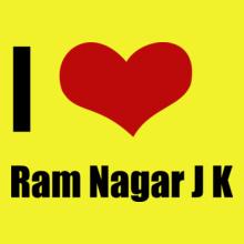 Jammu Kashmir ram-nagar-jk T-Shirt