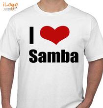 Jammu Kashmir samba T-Shirt