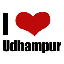 Jammu Kashmir udhampur T-Shirt