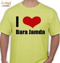 Jharkhand bara-jamda T-Shirt