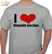 Jharkhand bhojudih-junction T-Shirt