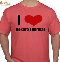 Jharkhand bokaro-thermal T-Shirt