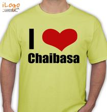 Jharkhand chaibasa T-Shirt