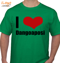 Jharkhand dangoaposi T-Shirt