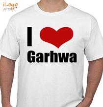 Jharkhand garhwa T-Shirt