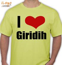 Jharkhand giridih T-Shirt