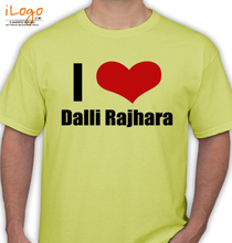 Chattisgarh DALLI-RAJHARA T-Shirt