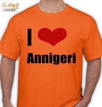 Karnataka annigeri T-Shirt