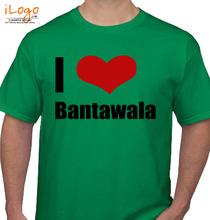 Karnataka BANTAWALA T-Shirt