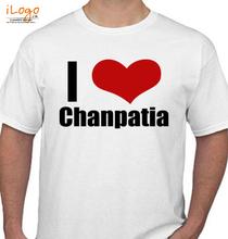 Bihar chanpatia T-Shirt