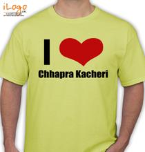 Bihar chhapra-kacheri T-Shirt