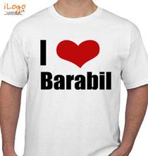 Orissa Barabil T-Shirt