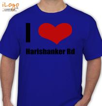 Orissa Harishanker-Rd T-Shirt