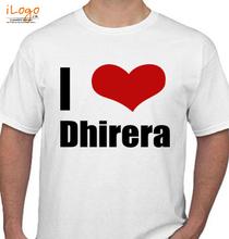 Rajasthan Dhirera T-Shirt