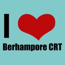 West Bengal Berhampore-CRT T-Shirt
