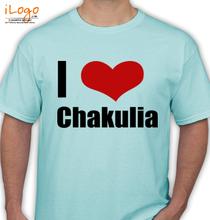 West Bengal Chakulia T-Shirt