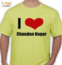 West Bengal Chandan-Nagar T-Shirt