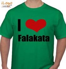 West Bengal Falakata T-Shirt