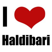 West Bengal Haldibari T-Shirt