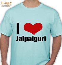 West Bengal Jalpaiguri T-Shirt