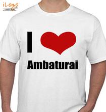 Tamil Nadu Ambaturai T-Shirt