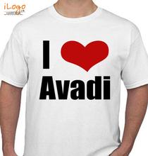 Tamil Nadu Avadi T-Shirt