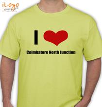 Tamil Nadu Coimbatore-North-Junction T-Shirt