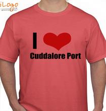 Tamil Nadu Cuddalore-Port T-Shirt