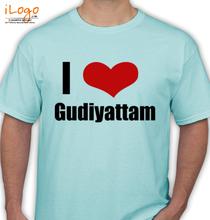 Tamil Nadu Gudiyattam T-Shirt