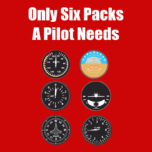 Six-Packs T-Shirt
